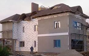 Отделка фасадов под кирпич частных домов фото и