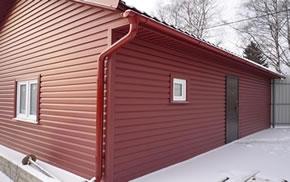 Штукатурка фасада дома на утеплитель